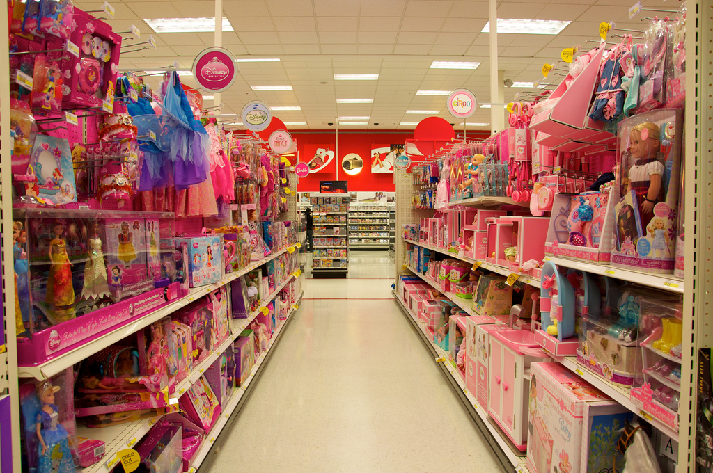 Kidscreen Archive When It Comes To Toys Target Bids Farewell To