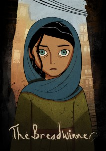 The Breadwinner - Artwork