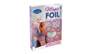 Frozen - Magic Foil Art - Pack