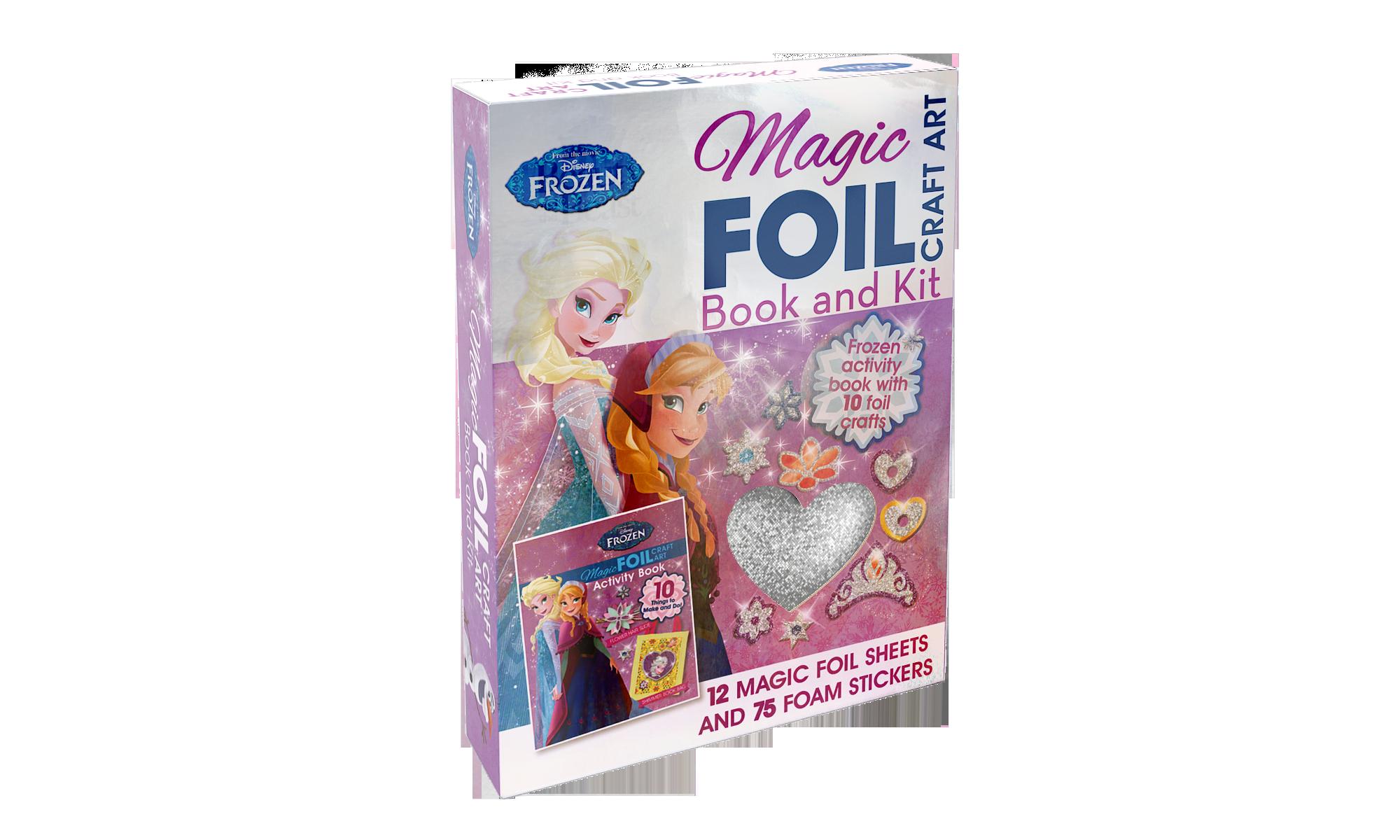 Frozen - Magic Foil Art - Pack