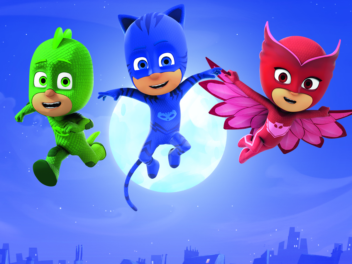 Top The Pj Masks Tv Show Wallpaper Wallpapers