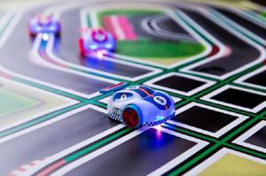 01 On Racing Track