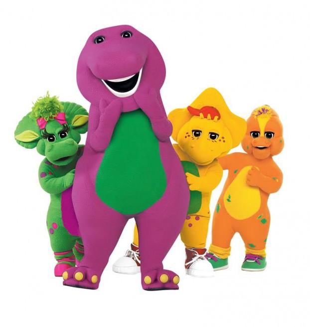 Barney Friends