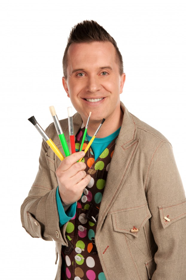 Mister Maker with Brushes