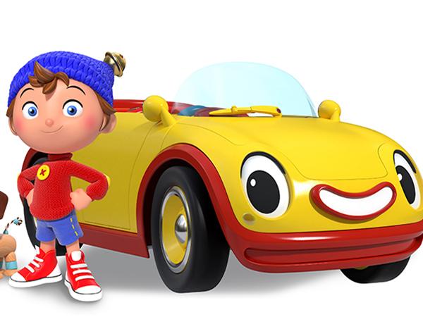Noddy in Toyland - DreamWorks