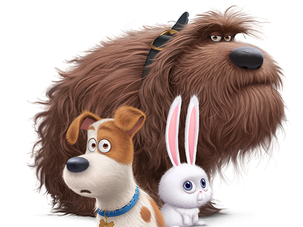 The Secret Life of Pets - Universal
