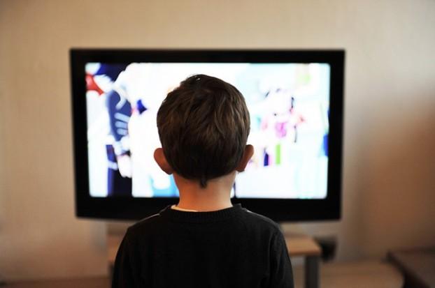 KidWatchingTV