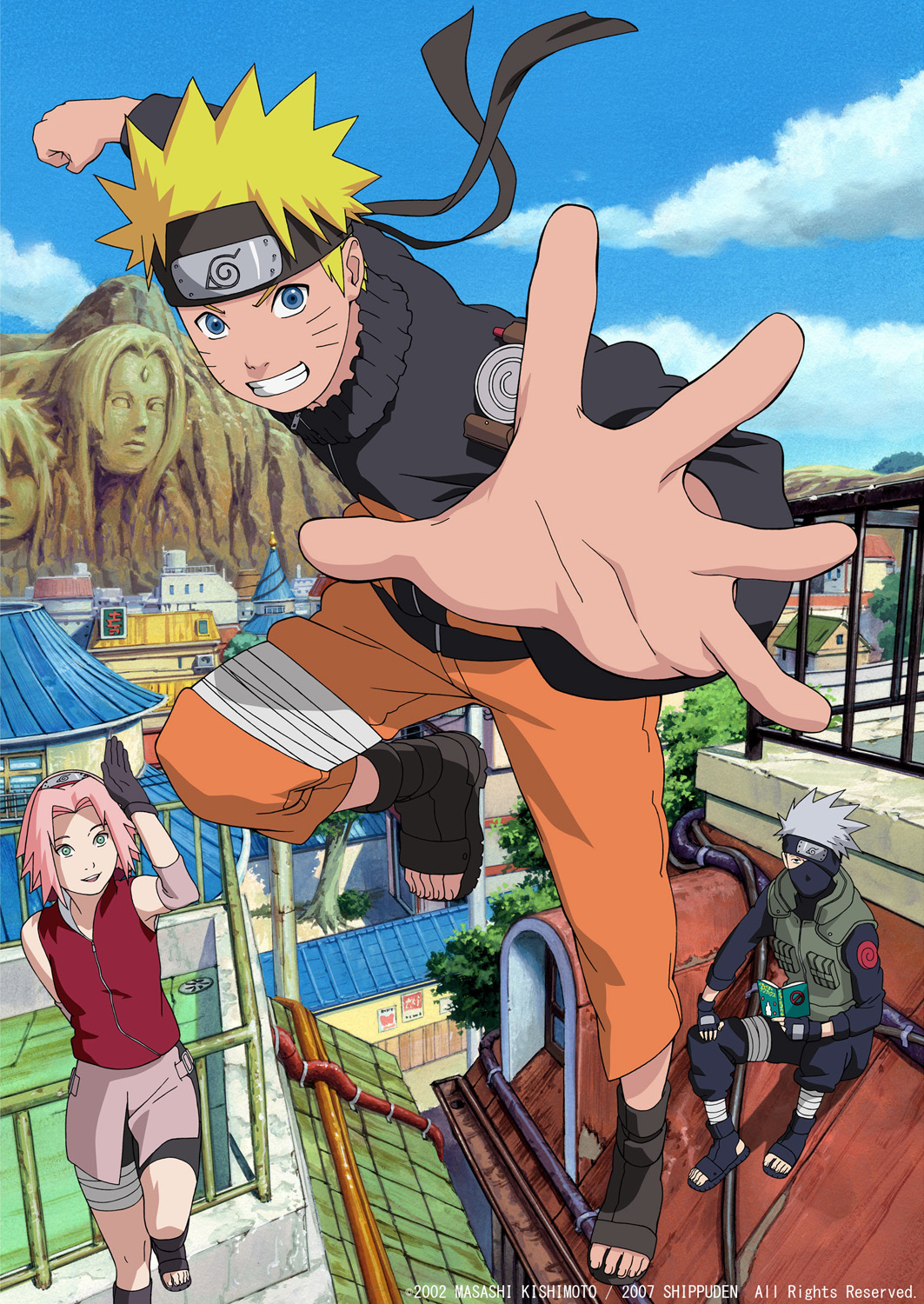Kidscreen » Archive » Naruto online store opens in US, Canada