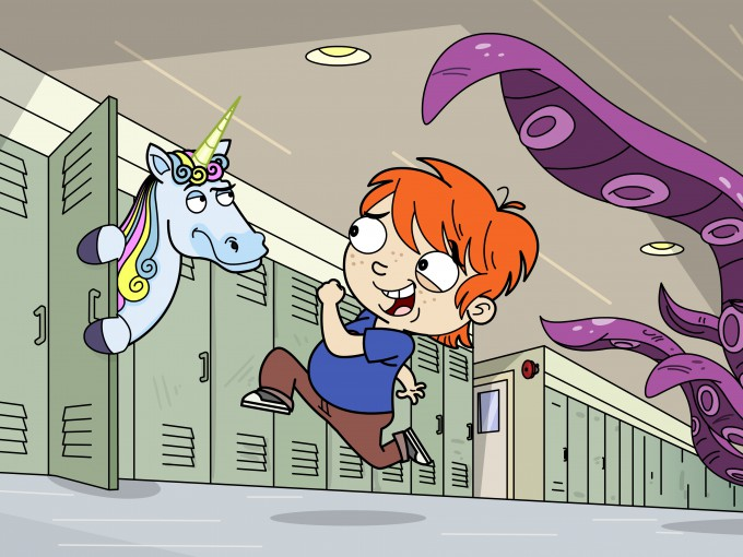 Dr. Dimensionpants from DHX Media has been a quality pick-up for Hulu