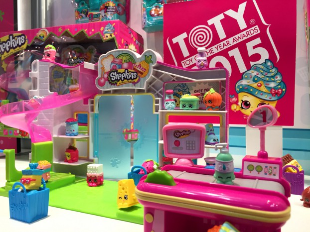 Hot property Shopkins is getting the cross-category treatment from UK retailers