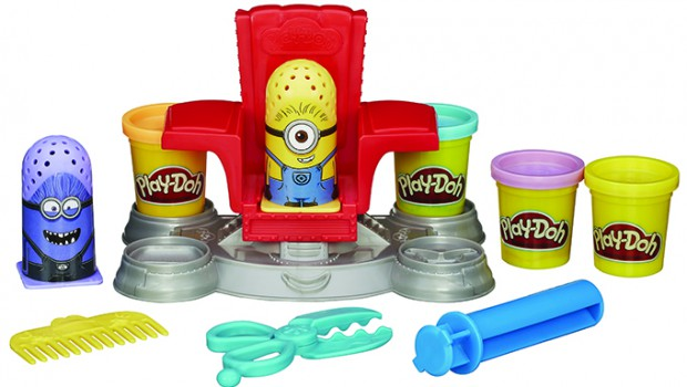 Add Minions and stir. With strong licensees in tow, evergreen toys like Play-Doh experienced serious sales growth in 2015.