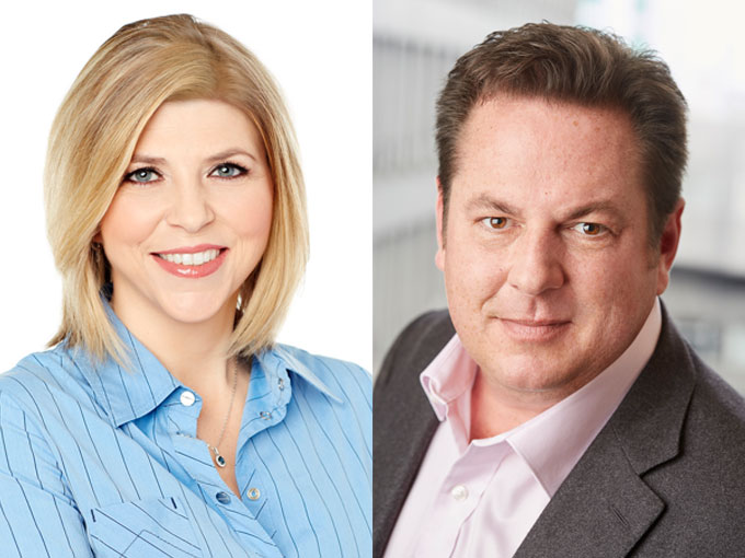Catherine Balsam-Schwaber oversees the new division, while Christopher Keenan will look after development and production