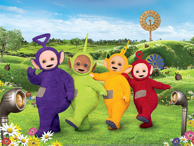 New Teletubbies show
