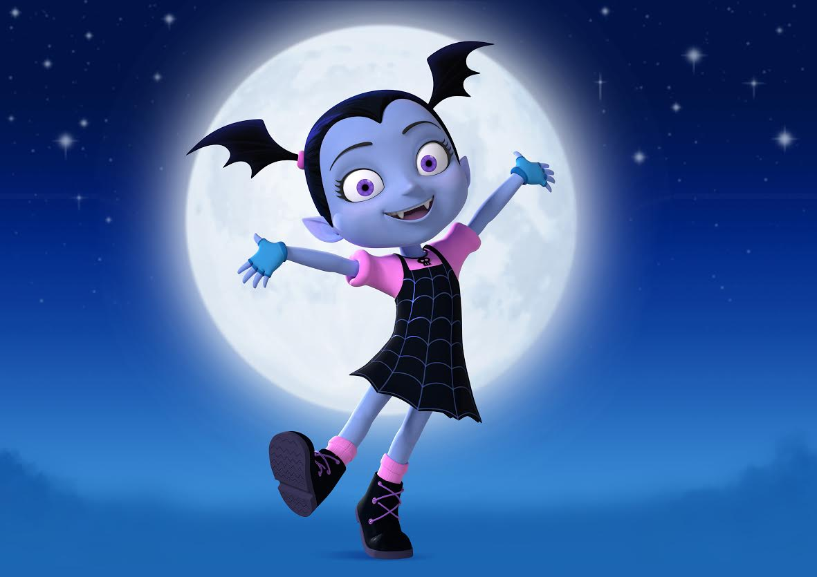 VAMPIRINA - (Disney Junior)