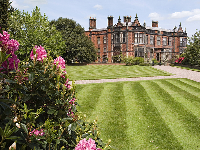 Arley Hall Pic