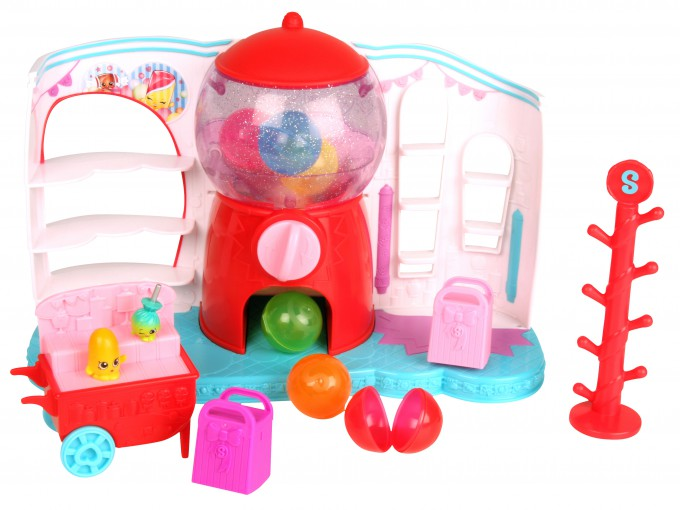 Shopkins S4 Sweet Spot Playset OOP