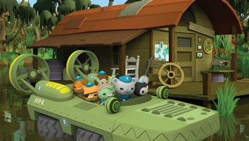 The Octonauts and The Great Swamp Search 1