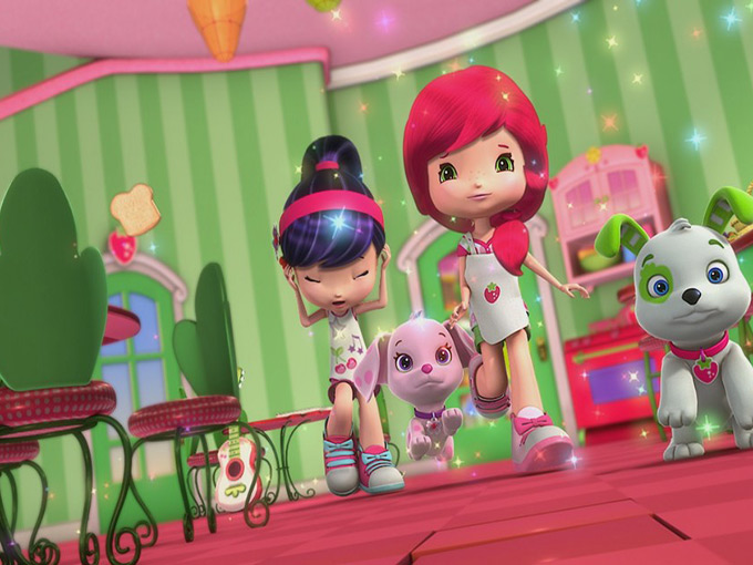 StrawberryShortcakeAdventures