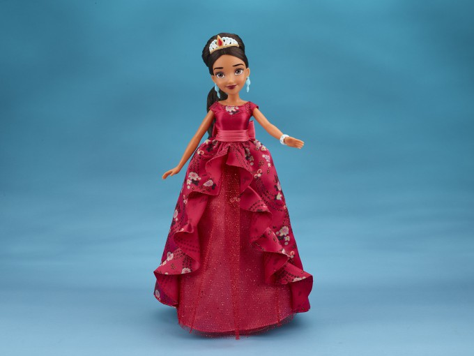 Hasbro will launch the My Time Singing Elena on August 1