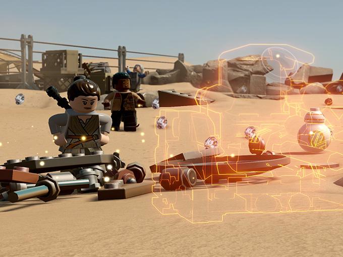 Lego Star Wars Multi