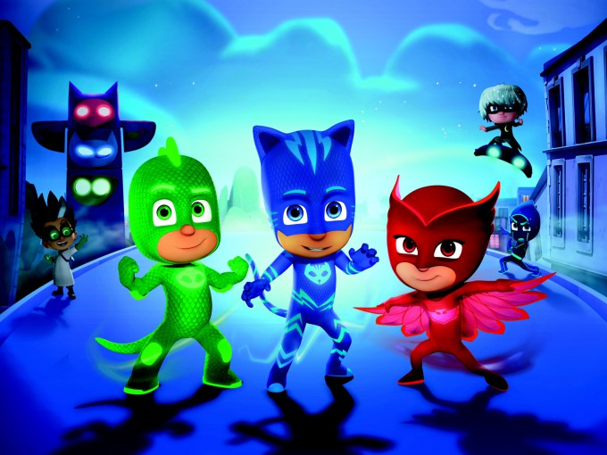 PJMasks Key Art