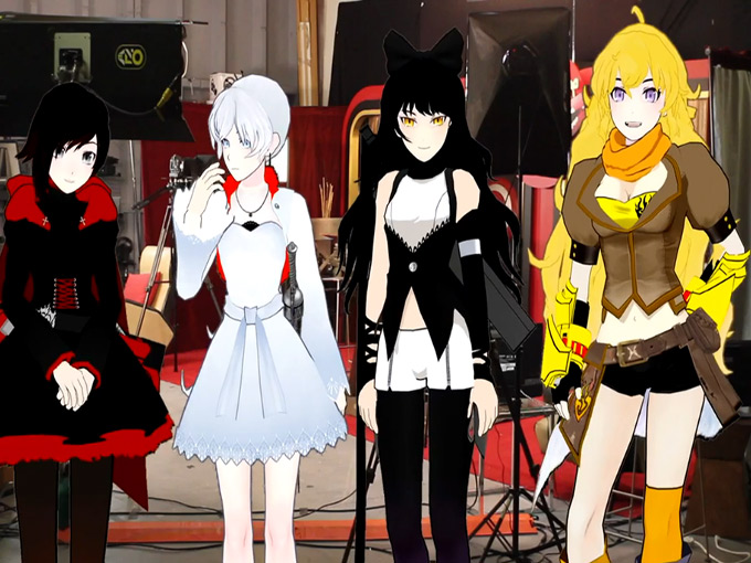 Kidscreen Archive Anime Brand Rwby Heads To Hot Topic
