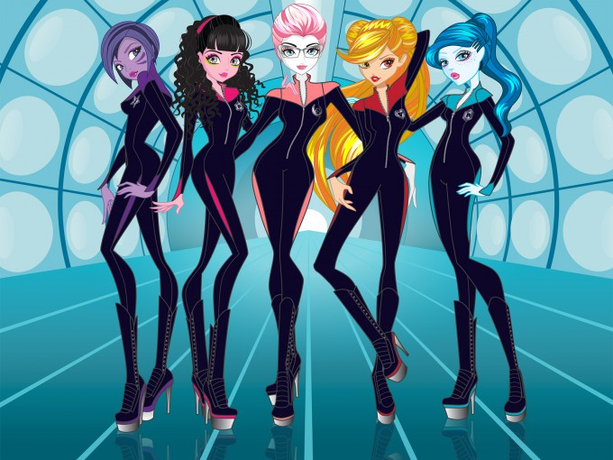 GBI has already lined up 15 licensees in advance of SpacePOP's YouTube debut