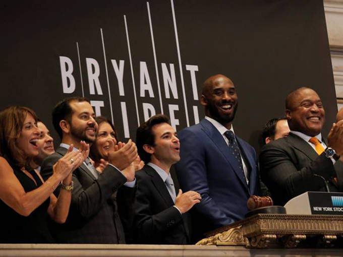 Kobe Bryant starts $100 million investment fund