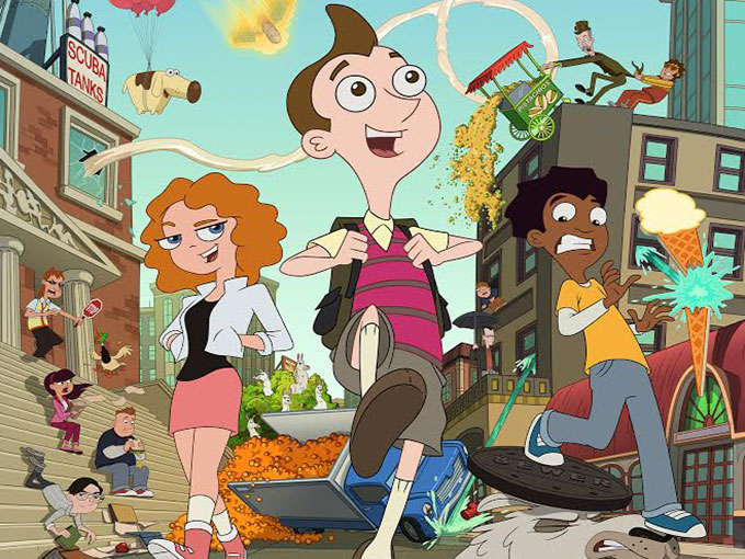 Disney XD Slates Debut of Milo Murphy's Law