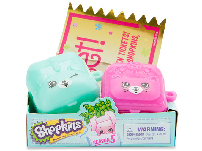 Shopkins-Ticket