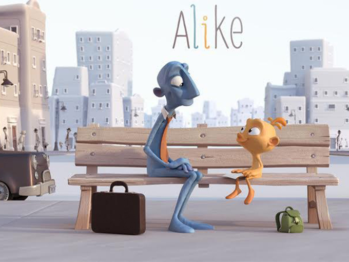 Alike-Cartoon