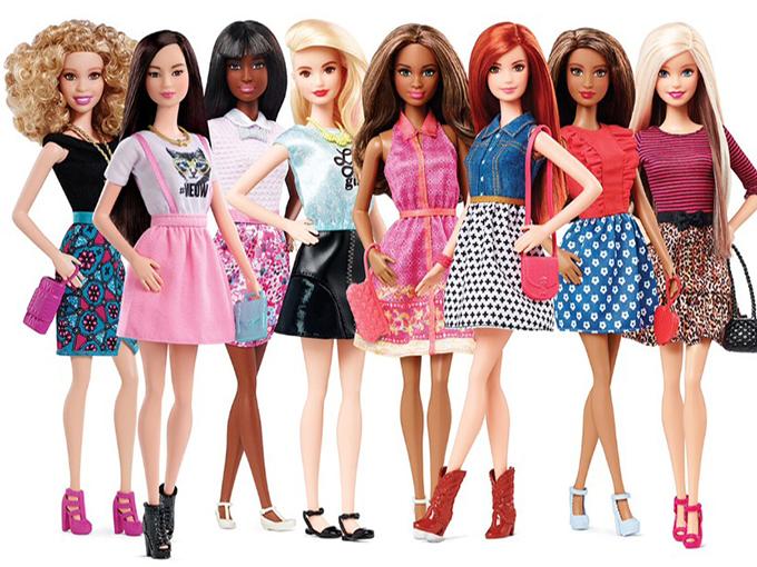 Fashion-Barbie