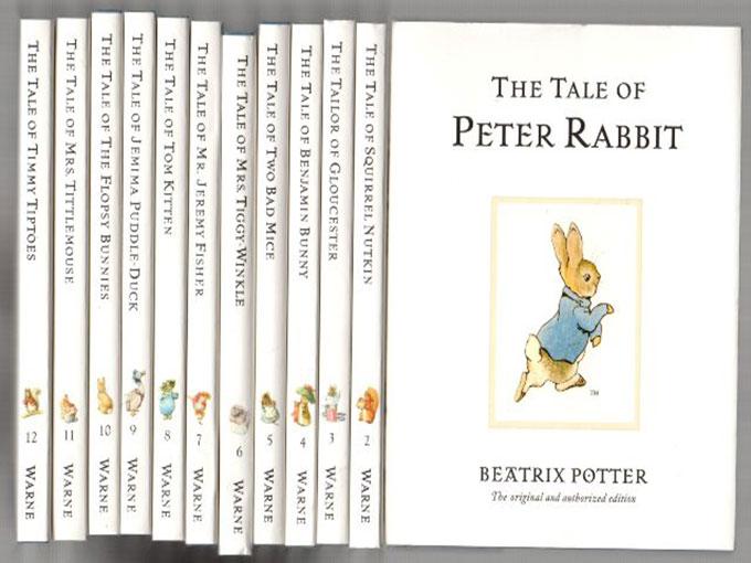 PeterRabbitBooks