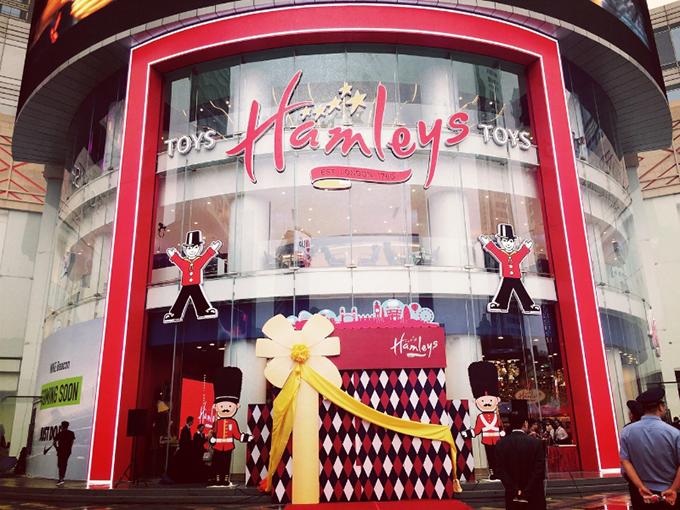 Hamleys-Store