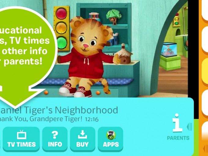 PBS KIDS' app has served up five billion views and is adding live-streaming capability