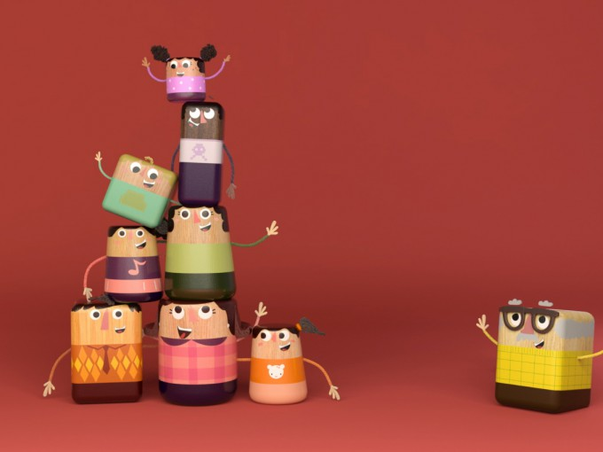 The Totems is a digital native series created by Matt Morgan for Sesame Studios