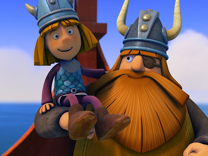 Vic the VikingNew