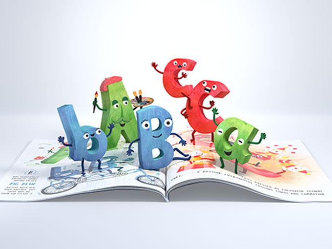 Amazing-Alphabet