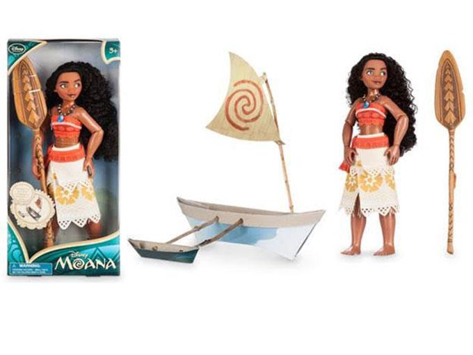 Moana-Boat
