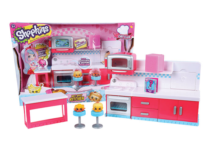 Shopkins-Kitchen