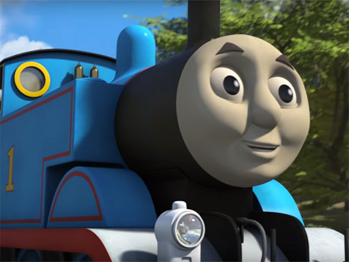 Thomas-Tank