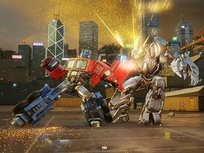 TransformersForgedtoFight