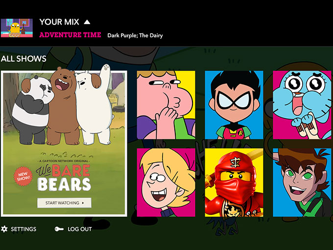 Kidscreen » The Amazing World of Gumball