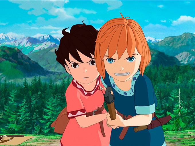 Watch trailer for Studio Ghibli's Ronja, The Robber's Daughter