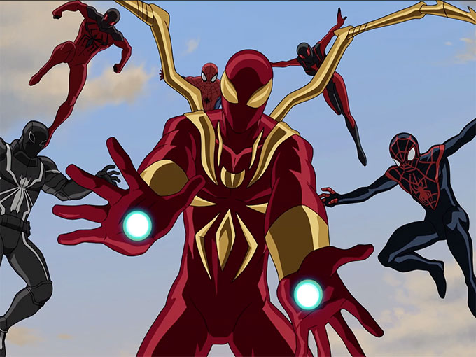 Marvel adopted serialization halfway through the run of Ultimate Spider-Man and saw the series' linear ratings jump on Disney XD