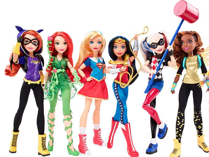 Kidscreen Archive Dc Super Hero Girls Series Flies To Cartoon Network