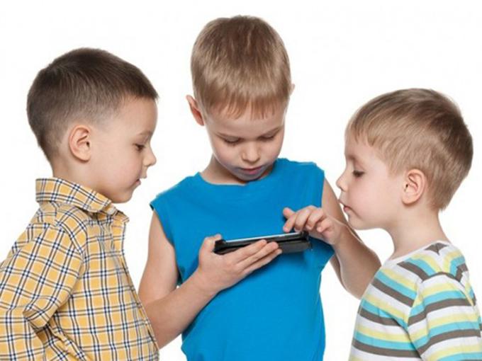Kid-Smartphone