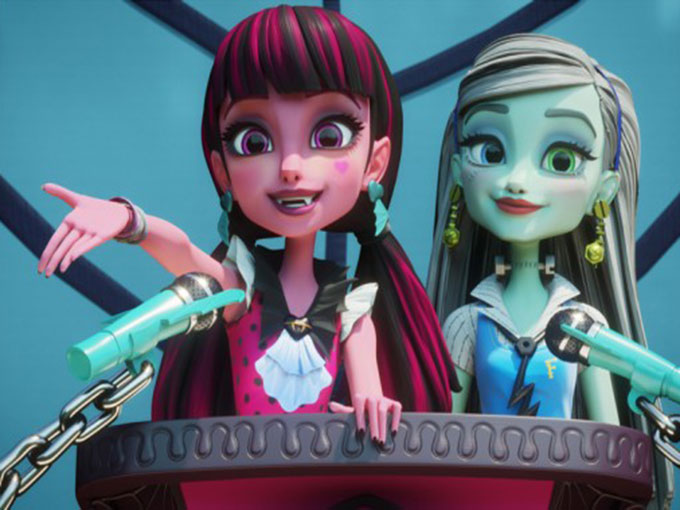 kidscreen archive mattel takes monster high exclusively to youtube