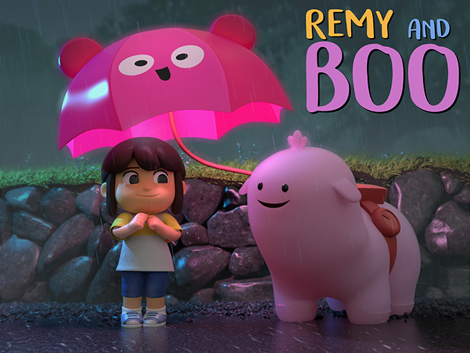 Remy and Boo