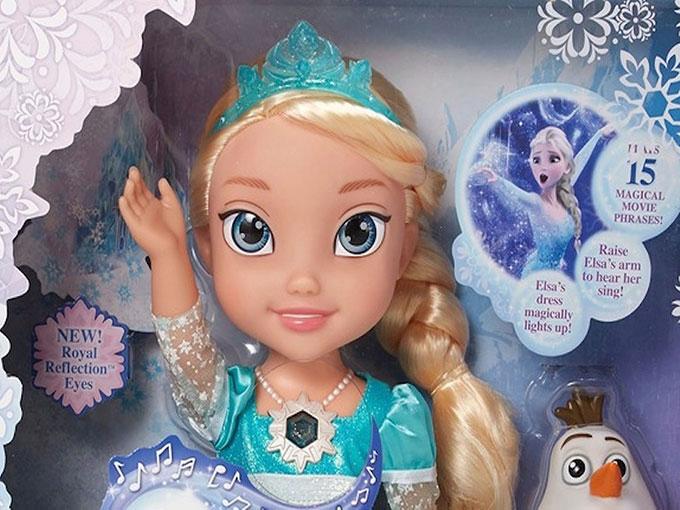 Jakks-Frozen